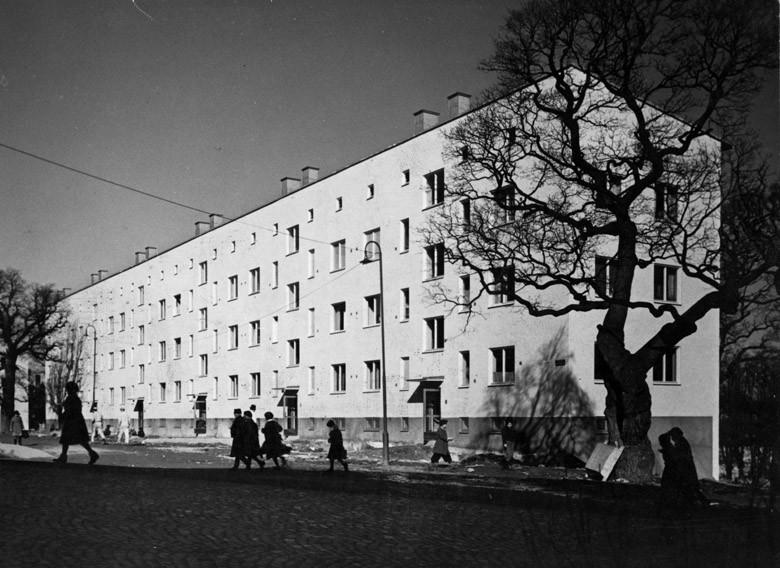 Källa: Andreas Feininger, Arkitektur- och designcentrum